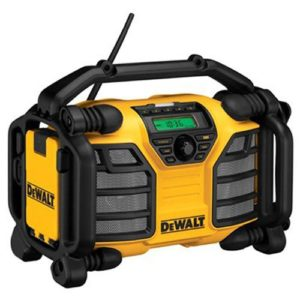 DEWALT DCR015 best Jobsite radio