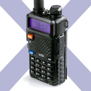 BTECH UV-5X3 5