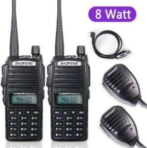 BaoFeng Radio BaoFeng UV-82 8W H