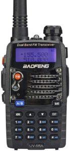 Baofeng UV5RA Ham Two Way Radio
