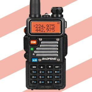 Baofeng x Radioddity UV-5RX3