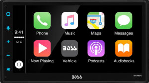 BOSS Audio Systems BVCP9675 Double Din,