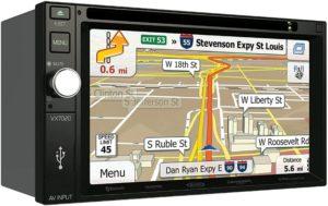 Jensen VX7020 6.2in LCD