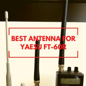 Antenna for Yaesu ft-60r