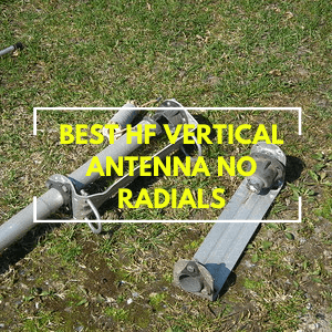 Hf Vertical Antenna No Radials