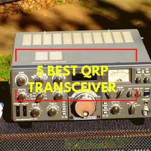 Portable QRP HF Transceiver